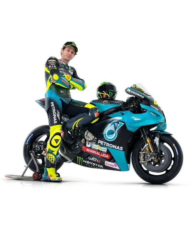 Bela Tim Balap MotoGP Malaysia, Intip Keganasan Motor 'The Doctor' (11746)