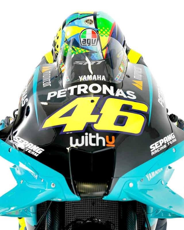 Bela Tim Balap MotoGP Malaysia, Intip Keganasan Motor 'The Doctor' (11743)