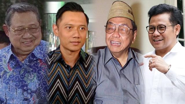 Membandingkan Kudeta Demokrat dengan Konflik Gus Dur vs Cak Imin di PKB (307597)
