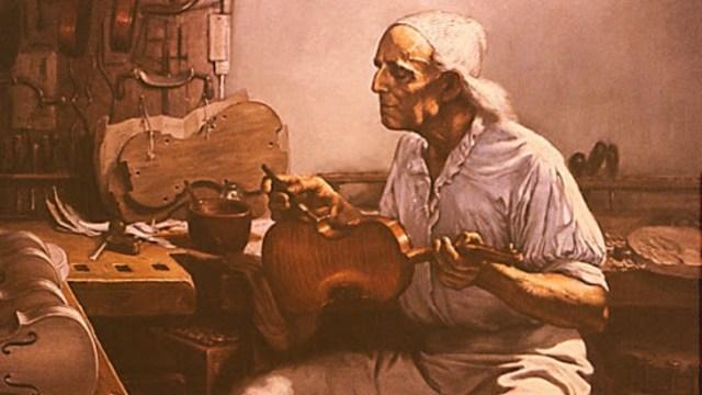 Antonio Stradivari, Pencipta Biola Paling Sempurna dalam Sejarah (199353)