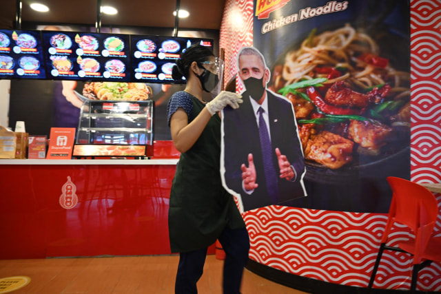 Dari AS hingga Malaysia, Tak Ada yang Batasi Warga Makan 20 Menit di Tempat (22612)