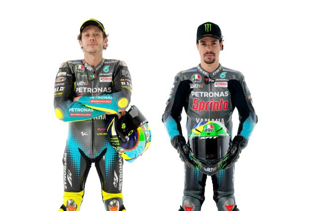 Petronas SRT Luncurkan Motor MotoGP 2021, Rossi & Morbidelli Siap Tempur (12231)