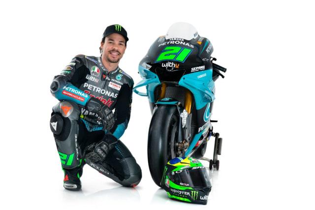 Petronas SRT Luncurkan Motor MotoGP 2021, Rossi & Morbidelli Siap Tempur (12233)