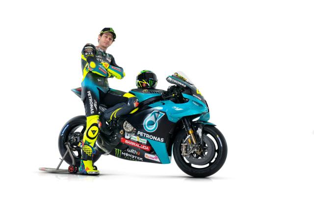 MotoGP Doha: Start Ke-21, Valentino Rossi Akui Sangat Menderita (84346)