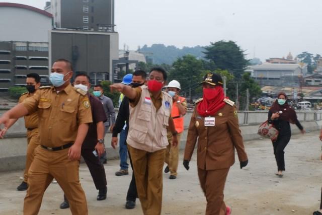 Flyover Sultan Agung Bandar Lampung Ditargetkan Pertengahan Maret Beroperasi (56520)