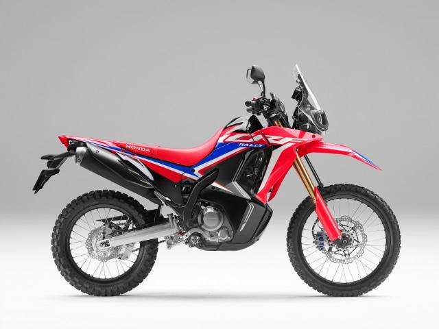 Honda CRF250 Rally 2021 Meluncur di Indonesia, Ini 9 Ubahannya! (365910)