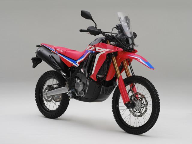 Honda CRF250 Rally 2021 Meluncur di Indonesia, Ini 9 Ubahannya! (365907)