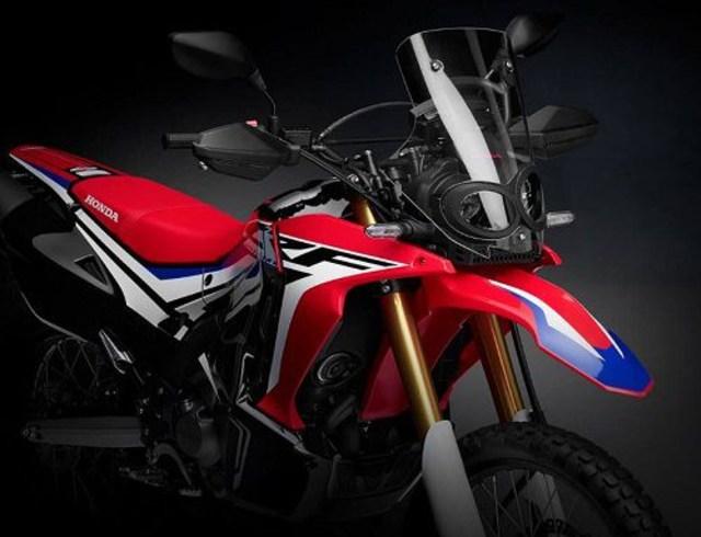 Honda CRF250 Rally 2021 Meluncur di Indonesia, Ini 9 Ubahannya! (365908)