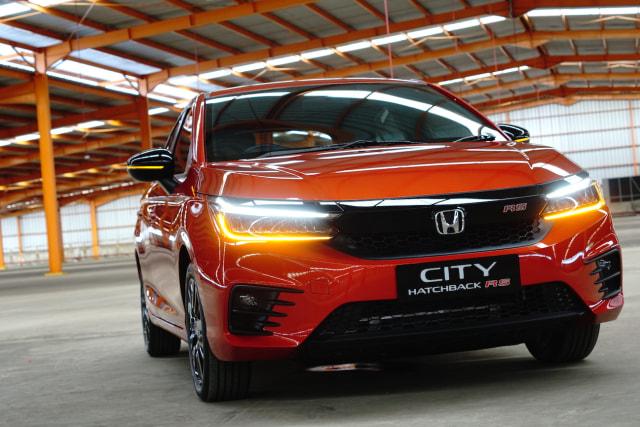Inilah Lawan Kuat Honda City Hatchback RS, Unggul Siapa? (342720)