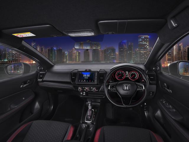 Honda City Hatchback RS Lebih Laris dari Jazz, HPM Puas (69639)