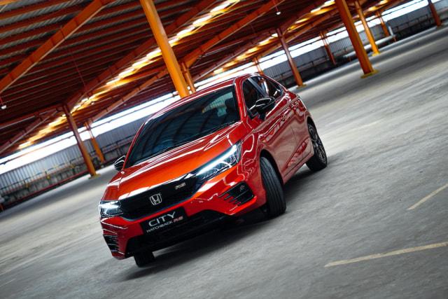 Honda City Hatchback RS Lebih Laris dari Jazz, HPM Puas (69636)