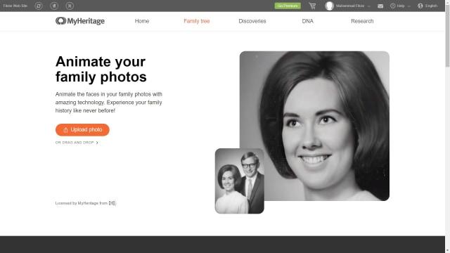 Cara Pakai Aplikasi Deepfake MyHeritage untuk Buat Foto Gerak (279686)
