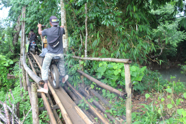 Berusia 50 Tahun dan Belum Pernah Dipugar, Jembatan Mekarjaya Selesai Dibangun (27308)