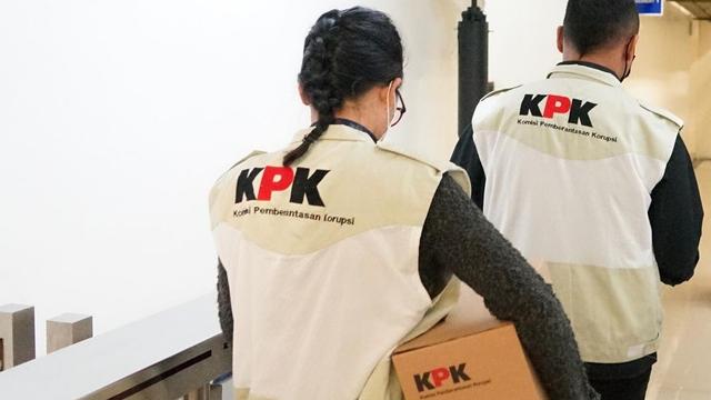 ICW Desak Pimpinan KPK Usut Dugaan Internal KPK Bocorkan Info Penggeledahan (91309)