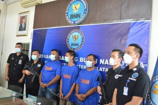 Mantan Anggota DPRD di Aceh Selundupkan 5 Kg Sabu ke Sumsel (256084)