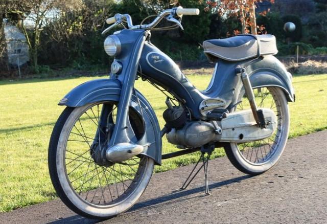 Harta Bupati Boyolali Rp 4,1 M, Ada Motor Antik 1968 Buatan Jerman! (369345)