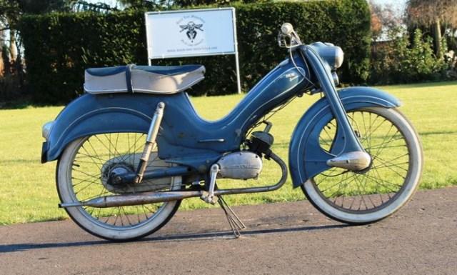 Harta Bupati Boyolali Rp 4,1 M, Ada Motor Antik 1968 Buatan Jerman! (369347)