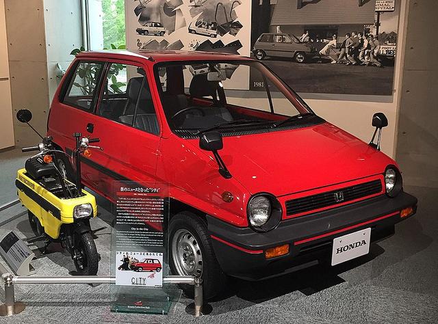 Silsilah Honda City Hatchback, yang Ternyata Lebih Tua dari City Sedan (347805)