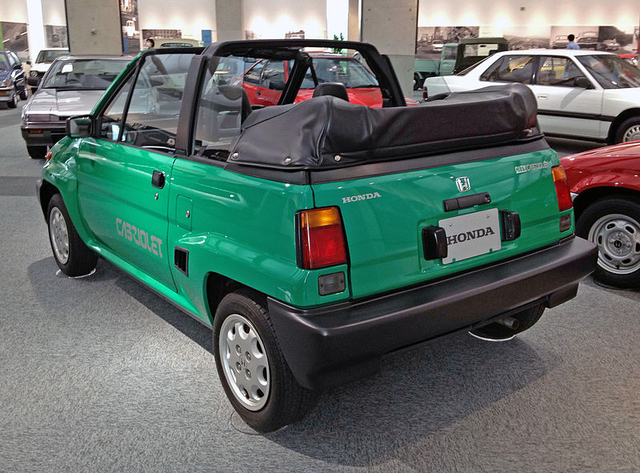 Silsilah Honda City Hatchback, yang Ternyata Lebih Tua dari City Sedan (347806)