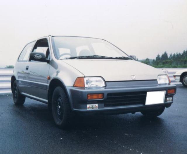 Silsilah Honda City Hatchback, yang Ternyata Lebih Tua dari City Sedan (347807)