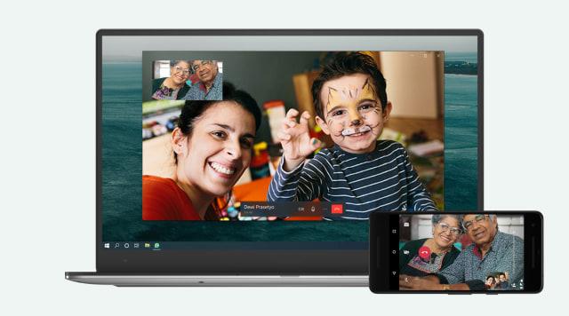 WhatsApp telah meluncurkan fitur panggilan suara dan video call via Desktop