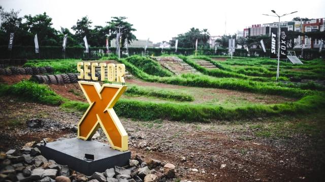 Sector X, Sirkuit Motor Off Road dengan Fasilitas Lengkap di Tangerang Selatan (246441)