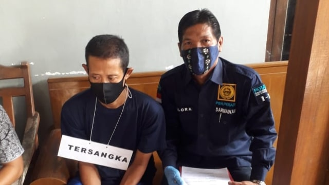 Ini Wajah Pelaku Pembunuhan Satu Keluarga Padepokan Seni di Rembang (160004)