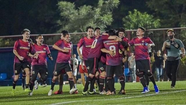 Selebritis FC Sudah Rilis Skuad, Izin Malah Tak Keluar (11713)