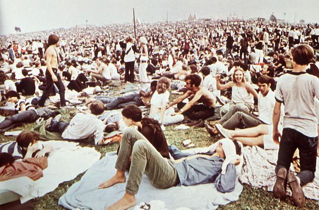 Sejarah Festival Woodstock: Simbol Perdamaian dan Kebebasan Rakyat AS (524297)