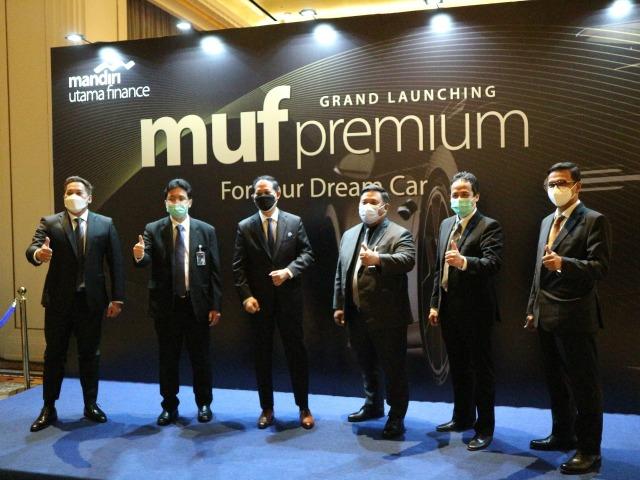 MUF Premium, Layanan Pembiayaan Mandiri Utama Finance buat Mobil Mewah (183677)