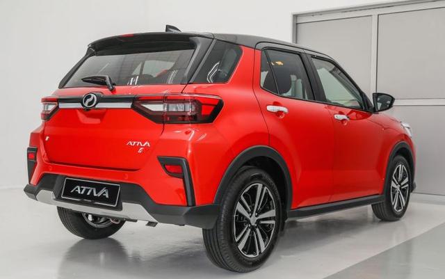 Salip Indonesia, Daihatsu Rocky Meluncur Terlebih Dahulu di Malaysia (227407)