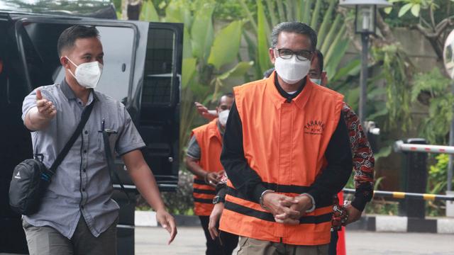 KPK Periksa 7 PNS Terkait Kasus Dugaan Suap Gubernur Sulsel Nurdin Abdullah (440088)
