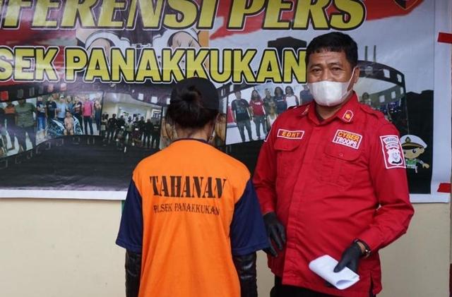Alasan Mahasiswi Tusuk Selebgram Makassar hingga Tewas: Ingkar Janji Menikahi (296216)