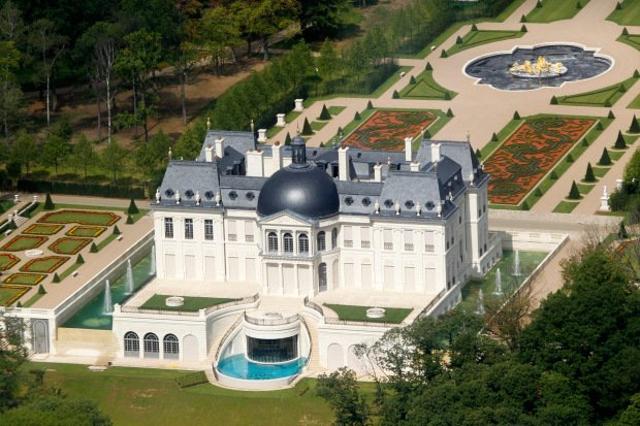 Termahal di Dunia, Ini Potret Rumah Mewah Putra Mahkota Arab di Prancis (7856)
