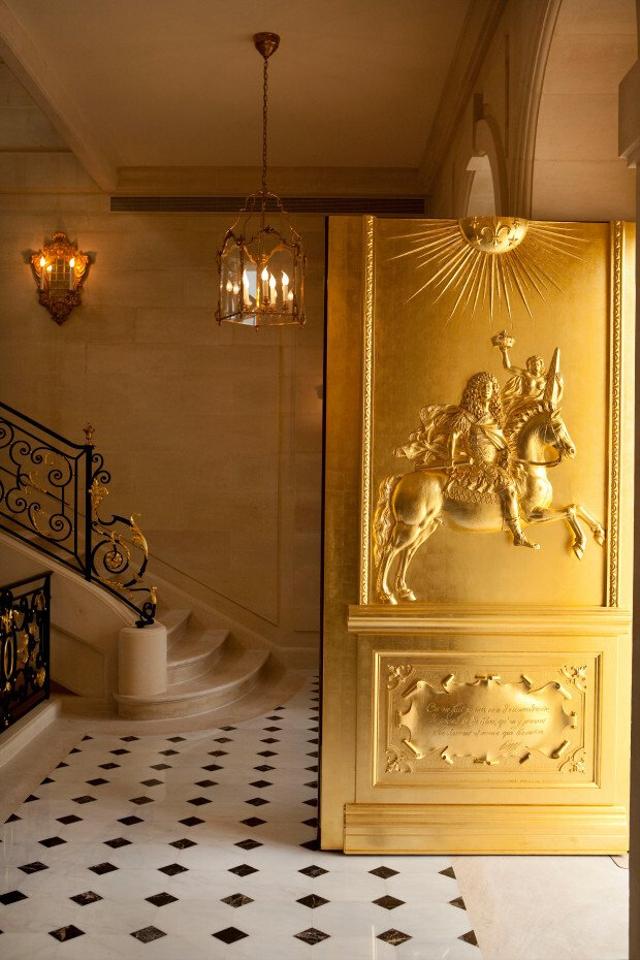 Termahal di Dunia, Ini Potret Rumah Mewah Putra Mahkota Arab di Prancis (7861)