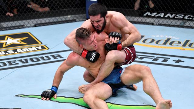 Islam Makhachev Calon Juara UFC? Tunggu, Dia Belum Lawan Petarung 10 Besar (1636)