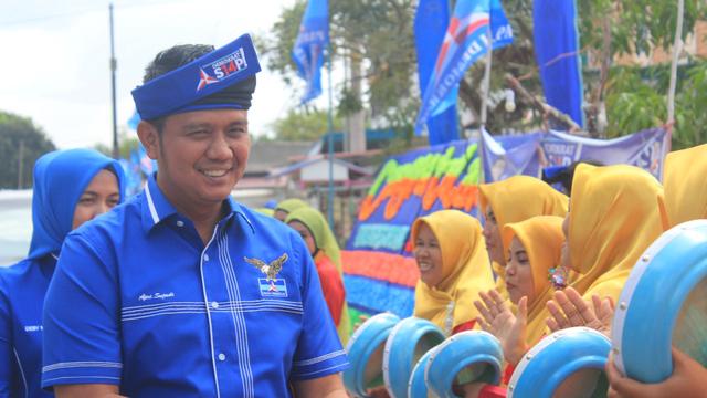 Bupati Bintan Dipecat dari Jabatan Ketua DPD Demokrat Kepri (249085)