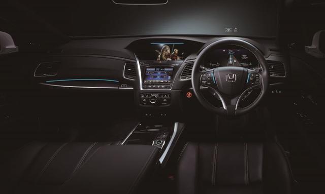 Honda Legend Meluncur, Punya Fitur 'Sopir Pengganti' Canggih Saat Macet (350103)