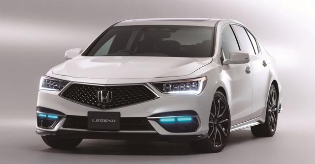 Honda Legend Meluncur, Punya Fitur 'Sopir Pengganti' Canggih Saat Macet (350100)
