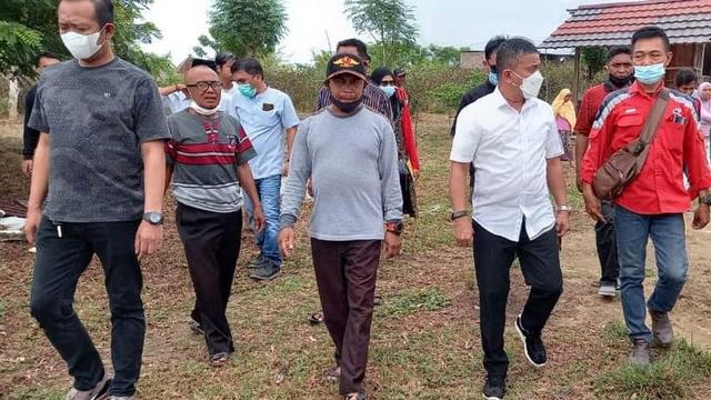 Wali Kota Palu, Hadianto: Tak Boleh Ada Pembangunan di Lokasi  Bekas Likuefaksi (363538)