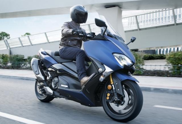 Moge Yamaha Tmax DX 530 Cc Kena Diskon Puluhan Juta, Minat? (344398)