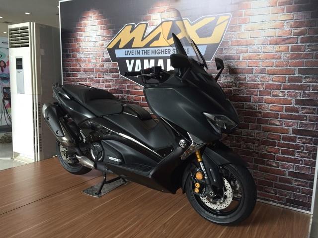 Moge Yamaha Tmax DX 530 Cc Kena Diskon Puluhan Juta, Minat? (344401)