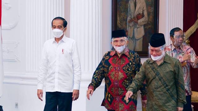 Mengingat 2 Pernyataan Jokowi Tolak Wacana Presiden 3 Periode (67110)