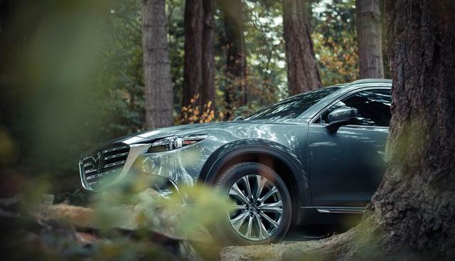 Mazda: Hyundai Palisade Beda Segmen dengan CX-9 (136287)