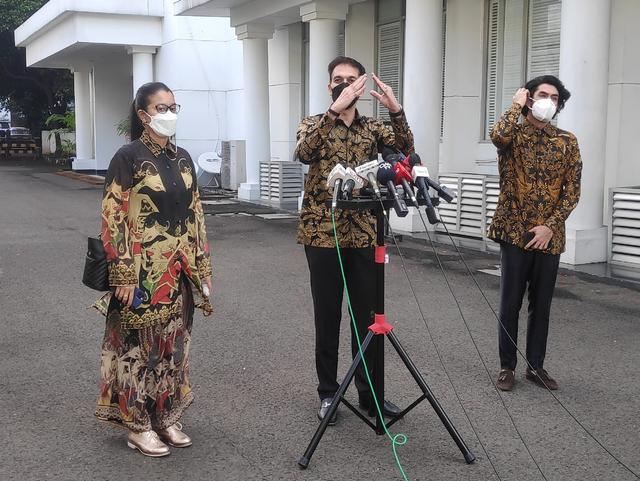Temui Jokowi, Insan Perfilman Ingin Masyarakat Kembali ke Bioskop (59672)