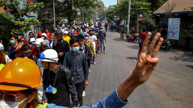 Militer Myanmar Diduga Tangkap dan Pukul Dokter yang Rawat Pasien COVID-19 (489582)