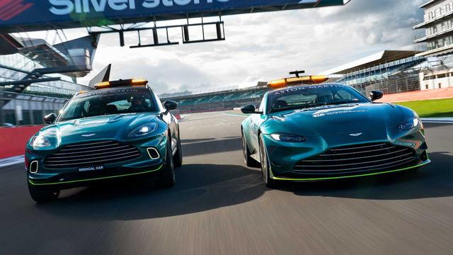 Jadi Safety Car Balap F1, Aston Martin Geser Dominasi Mercedes-Benz (79328)