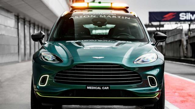 Jadi Safety Car Balap F1, Aston Martin Geser Dominasi Mercedes-Benz (79327)