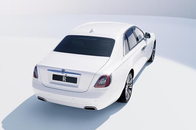 Rolls Royce New Ghost Mendarat di Indonesia (236666)