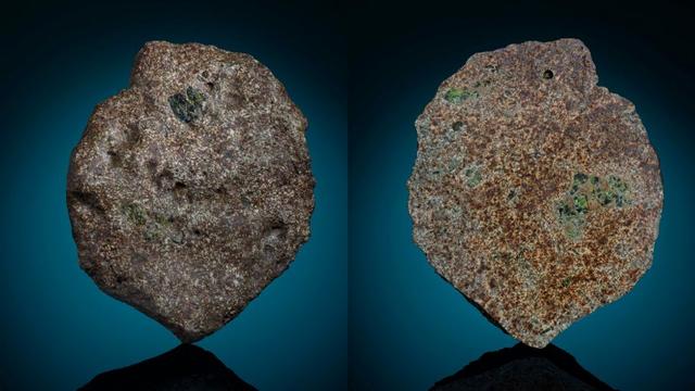 Meteorit Ini Usianya Lebih Tua dari Bumi, Jatuh di Gurun (545074)